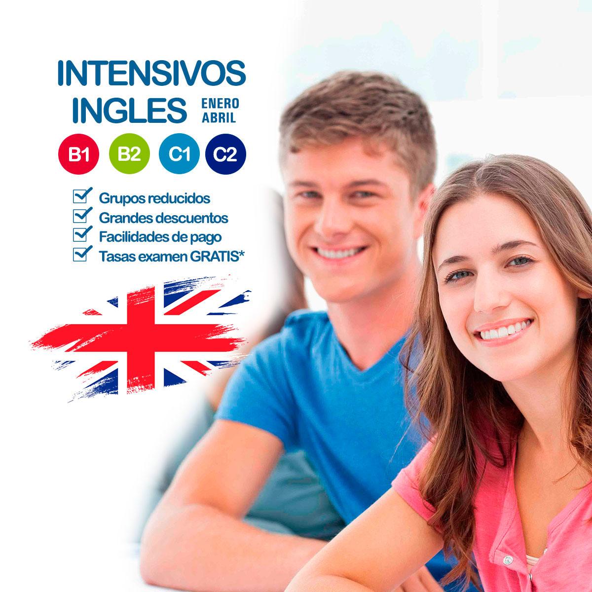 Intensivos Inglés Granada 2020