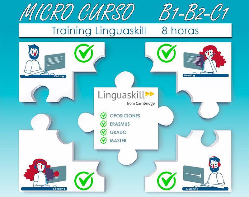 Micro Curso Linguaskill